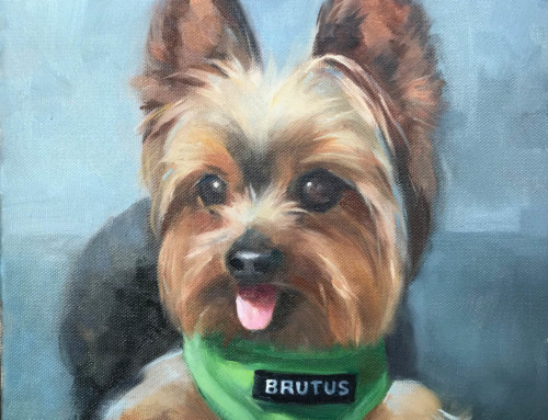 Portrait of Brutus